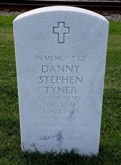 Capt Danny Stephen Tyner