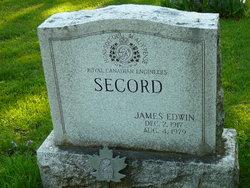 James Edwin Secord