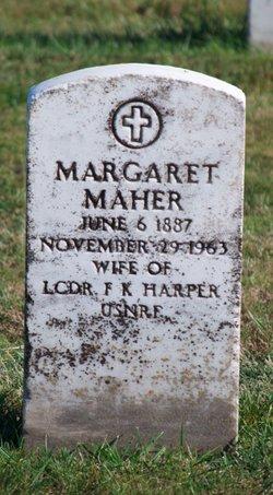 Margaret Maher Harper