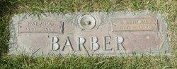 B Lenore Barber