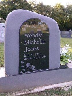 Wendy Michelle Jones
