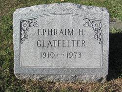Ephraim Henry Glatfelter, Jr