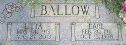 William Earl Ballow