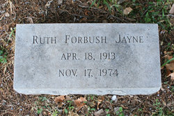 Ruth Forbush Jayne