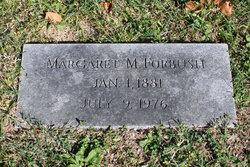Margaret <I>Morgan</I> Forbush