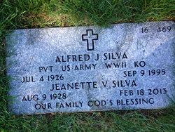 Alfred J Silva