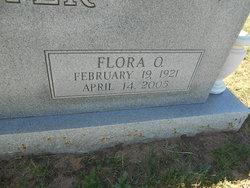Flora O <I>Palmer</I> Porter