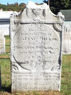 Jane <I>Dickinson</I> Hickok
