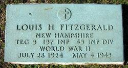 Louis H Fitzgerald