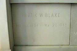 Franklin Whitfield Blake
