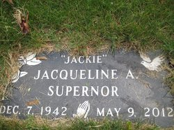 "Jacqueline A ""Jackie"" <I>Skala</I> Supernor"
