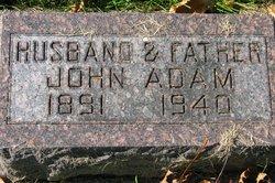 John H Adam