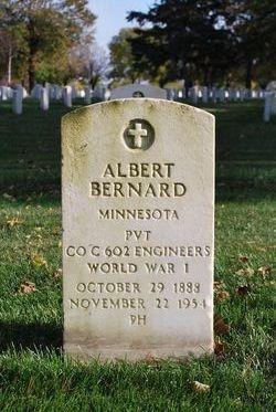 Albert Bernard