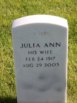 Julia Ann Keith