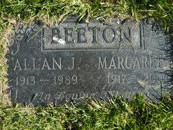 Margaret Nellie <I>Mayfield</I> Beeton