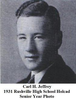 Carl H Jeffrey