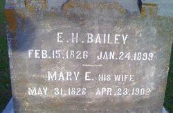 Mary E. <I>Norris</I> Bailey