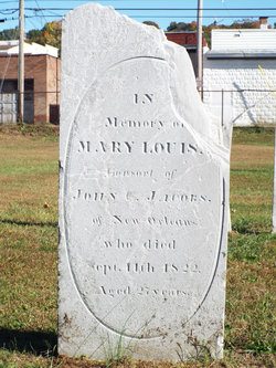 Mary Louisa Jacobs