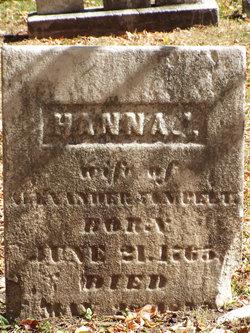 Hannah <I>Anderson</I> Van Pelt