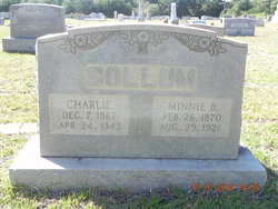 Minnie Bell <I>Weaver</I> Collum