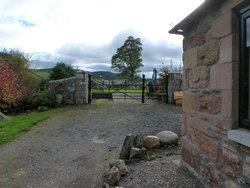 Rhynie Churchyard