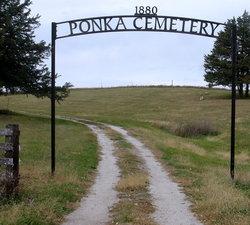 Ponka Tribal Cemetery