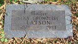 Lena <I>Wicklund - Gronquist</I> Larson