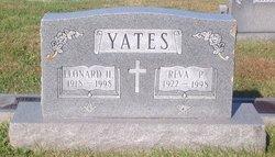 Leonard Harvey Yates