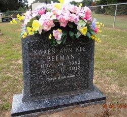 Karen Ann <I>Kee</I> Beeman