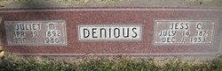 Jess C. Denious, Sr