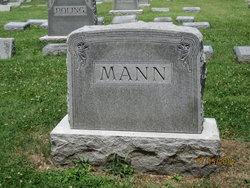 Ellen <I>Williams</I> Mann