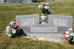 Velvie <I>McGlothlin</I> Fletcher