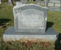 "Hubert Clifton ""Shorty"" Long"