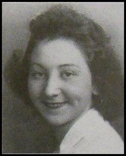 Sgt Helen Arlene Johnston