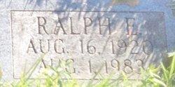 Ralph Eugene Dillion