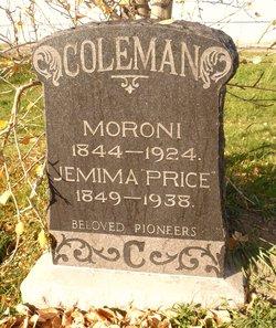 Moroni Coleman