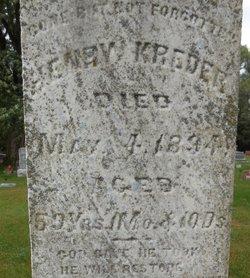 Henry Kreder
