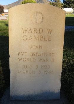 Ward Warren Gamble