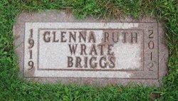 Glenna Ruth <I>Wrate</I> Briggs