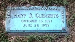 Mary B. Clements