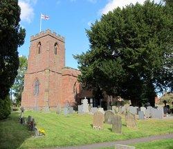 St Wilfreds Parish Churchyard