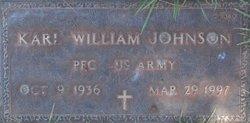 Karl William Johnson