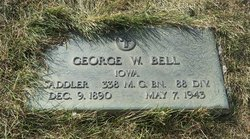 George W Bell