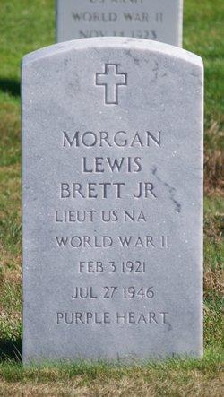 Morgan Lewis Brett, Jr