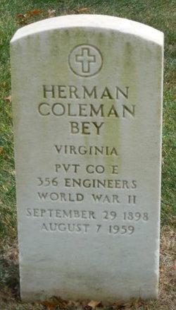 Herman Coleman Bey