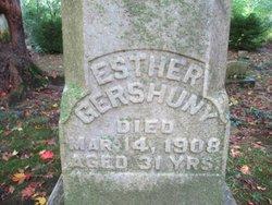 Esther Gershuny