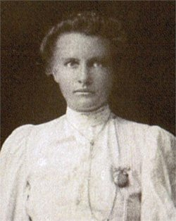 Mary Elizabeth <I>Petersen</I> Salmonsen
