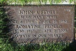 John A. Fedele