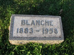Blanche Olive Burright