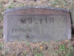 Edith L. <I>Millsop</I> Mullin